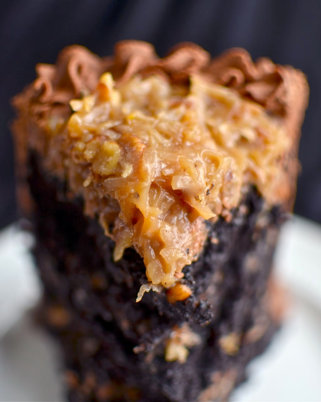Yammies Noshery The Best German Chocolate Cake in All the Land