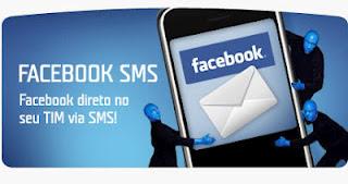 PROMOÇÃO TIM FACEBOOK SMS GRÁTIS- COMO CADASTRAR?