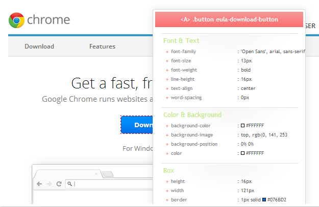 25 Chrome Extensions for Web Designers and Developers
