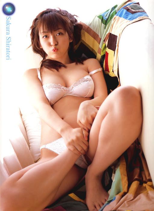 [SoScans] Sakura Shiratori Photobook