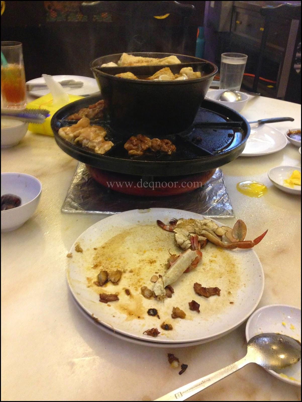 Steamboat & Grill Buffet Restoran Q Thai Shah Alam