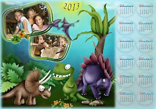 Kalender anak 2013