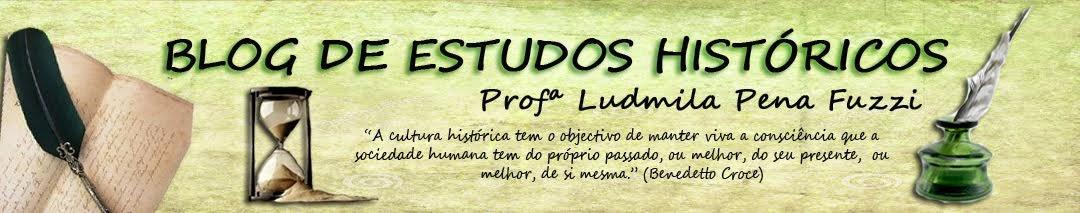 Profª Ludmila Pena Fuzzi