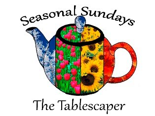 Join me each Sunday for my weekly party