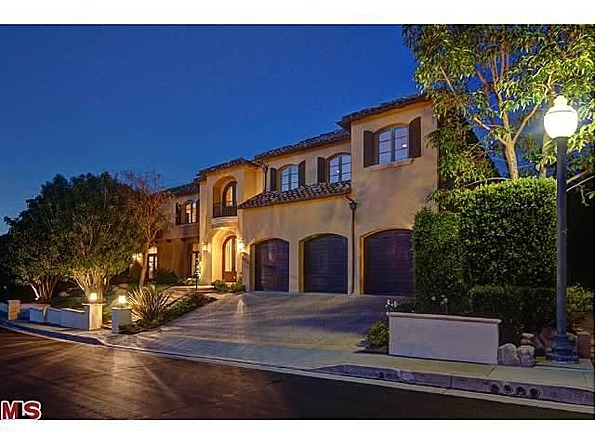 Mansions more los angeles mansion for sale 8 995 000 for Houses for sale in los angeles area