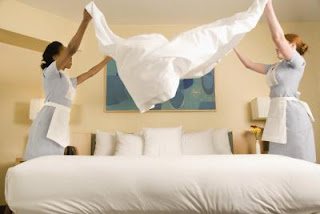 Soften your Sheets of Egyptian Cotton – the Correct Way!