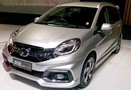 Harga Honda Mobilio Makassar Terbaru Kredit Diskon 2019