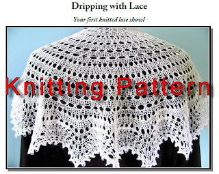 Eyelet Lace Scarf Knitting Pattern : EYELET LACE KNITTING PATTERNS Free Knitting and Crochet Patterns