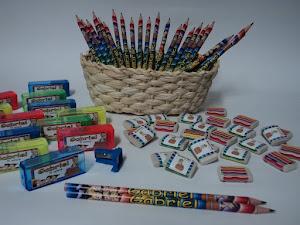 Kit escolares personalizados