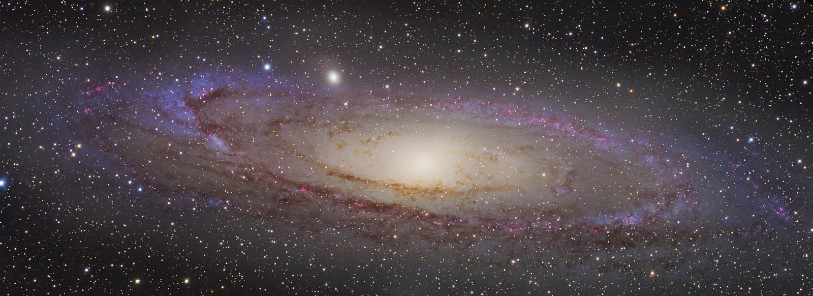 Andromeda Galaxy Wallpaper Hd Earth Blog