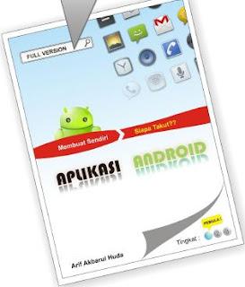 Download eBook Membuat Aplikasi Android Pemula