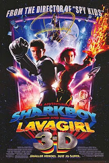 Hành Tinh Drool - The Adventures Of Sharkboy And Lavagirl