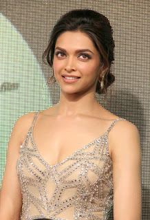 Deepika Padukone  at Chennai Express Audio 004.jpg
