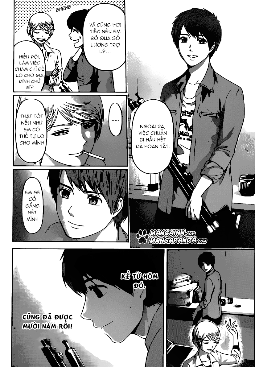 Good Ending Chap 156 - truyen Good Ending online