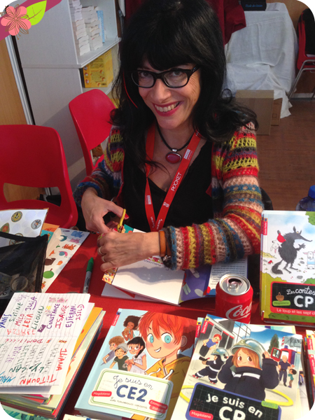 Magdalena - Salon Lire en Poche 2015 - Gradignan