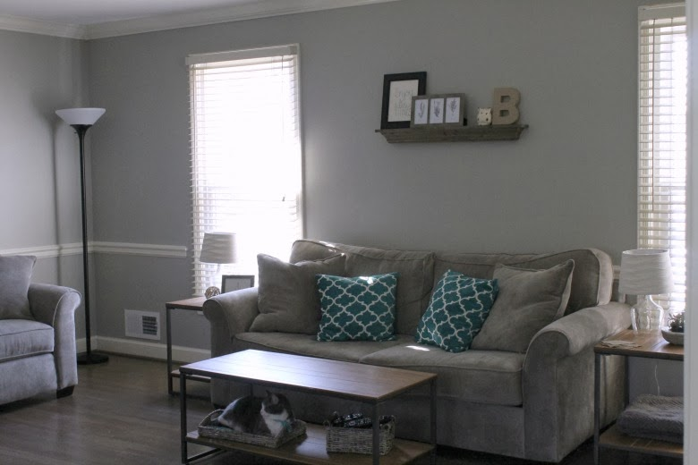 Theinspiredhive Mindful Gray Sherwin Williams Living Room