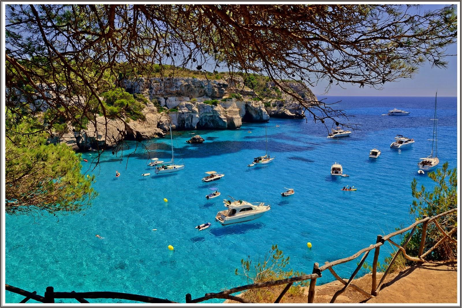 Cala Macarelleta. Menorca - España