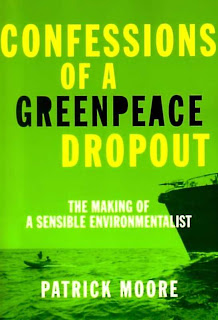Em recente livro, Moore explica como Greenpeace virou sucursal neomarxista