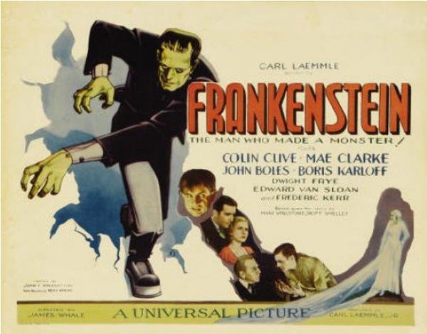 http://www.in-nuce.com Reviews of Frankenstein