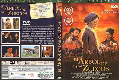 Cover, Dvd, Carátula: El árbol de los zuecos | 1978 | L'albero degli zoccoli El árbol de los zuecos| 1978 | L'albero degli zoccoli