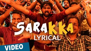 Sarakka Official Full Video Song _ Maalai Nerathu Mayakkam _ Gitanjali Selvaraghavan _ Amrit