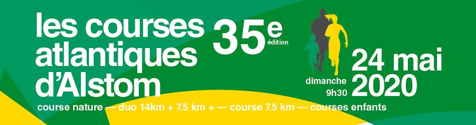 Course Alstom 2020 - 35e Courses Atlantiques d'Alstom - Courses Natures à Aytré