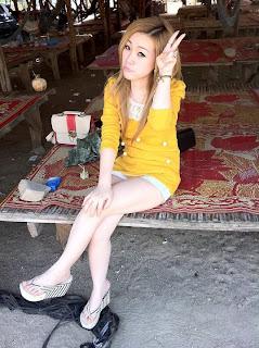 Mikie Jung Khmer Chinese beautiful girl 7