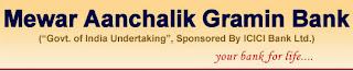 Mewar Aanchalik Gramin Bank