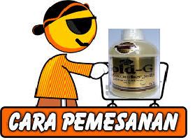 Cara Pemesan Jelly Gamat Gold G