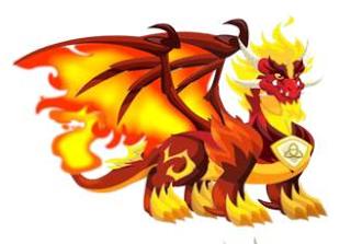 Dragão Puro do Fogo