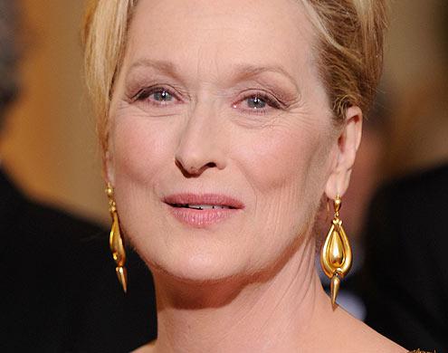 Make Meryl Streep Oscar 2012