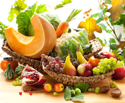 l'autunno e gli alimenti di stagione!