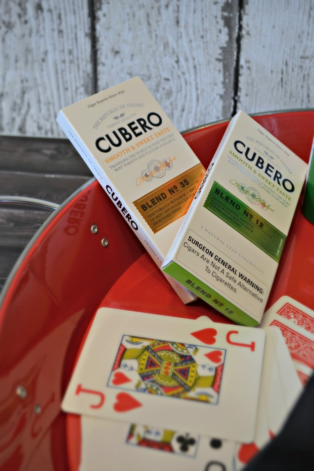 Cubero Cigars - Guys Night In