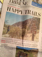 Fish Canyon Tribune article