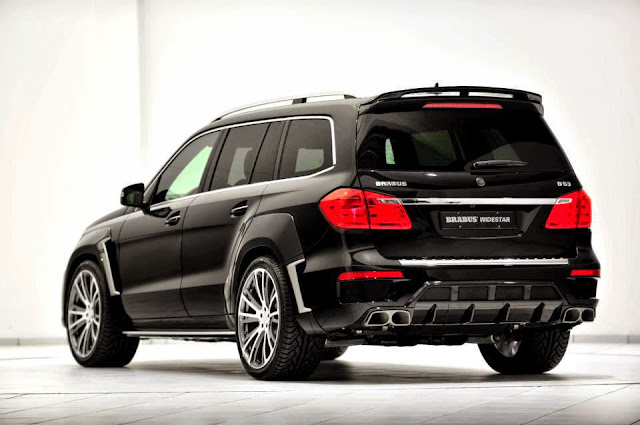 x166 brabus widestar body kit