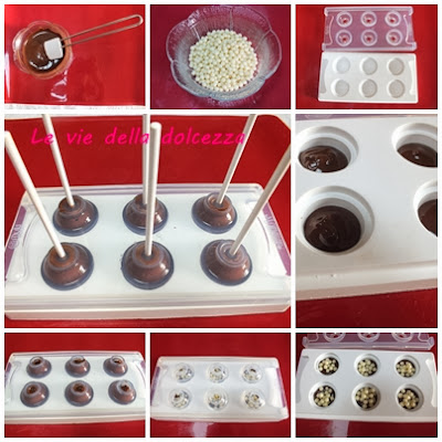 Tutorial cake pops