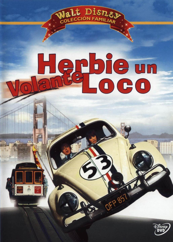 TÓMBOLA DISNEY: Herbie, Un Volante Loco
