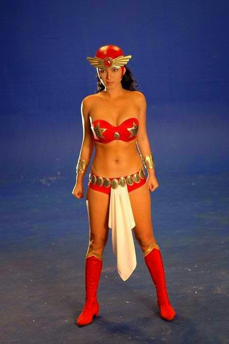 Angel Locsin in the Big Screen as Darna