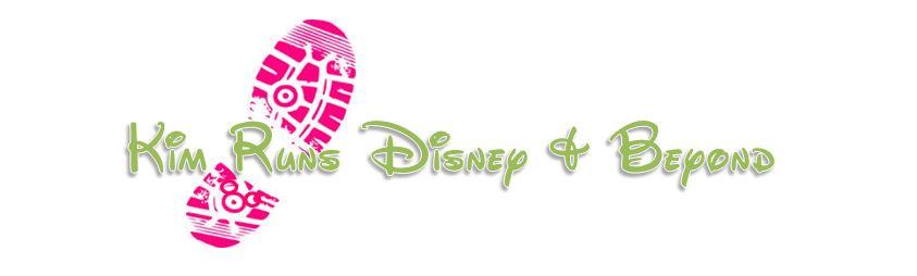 Kim Runs Disney and Beyond