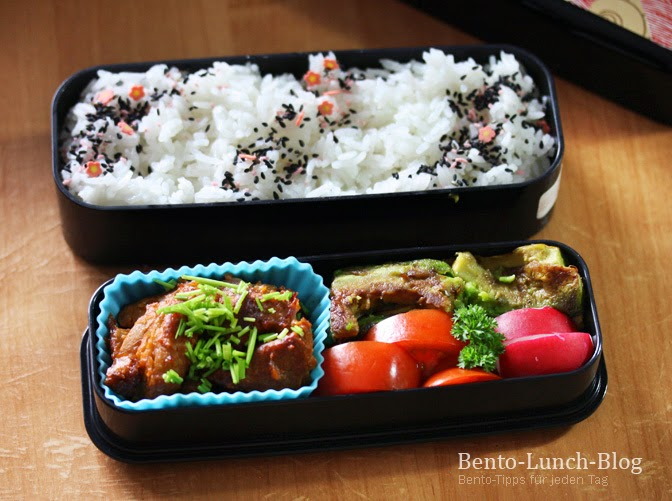 bento lunch blog bentobox bef llen schritt f r schritt anleitung bento 152 gebratene. Black Bedroom Furniture Sets. Home Design Ideas