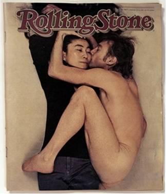 Top 40 magazine covers