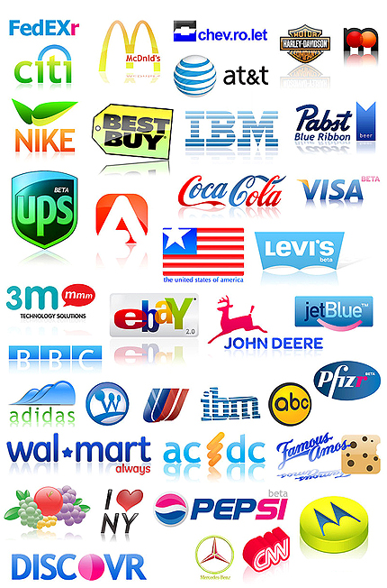 Latest New 2013 Famous Logos