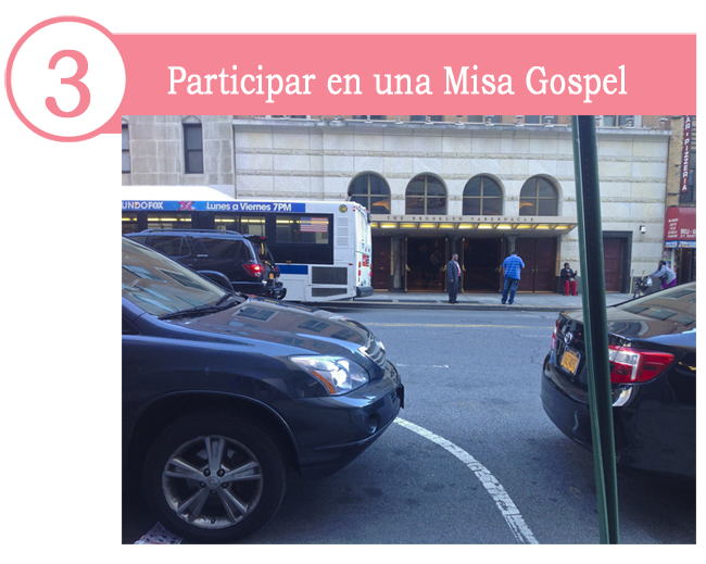 Brooklyn Tabernacle Gospel Misa