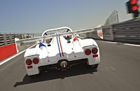 Radical SR1 (2012) Rear