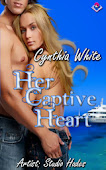 Her Captive Heart by Cynthia White