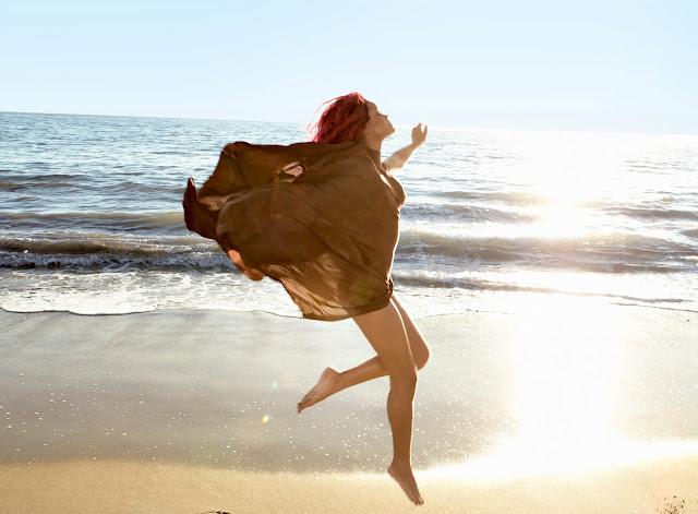 Rihanna by Annie Liebovitz, Vogue US April 2011