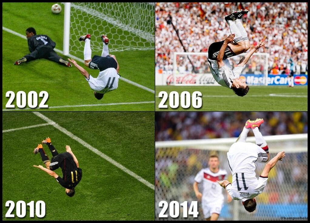 Jerman 4 Kali Juara Dunia