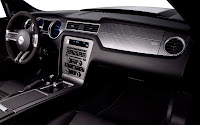 2012 Ford Mustang Boss 302 interior