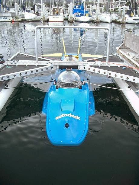 Submersible Vehicle