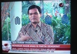 Live Talkshow on tvOne